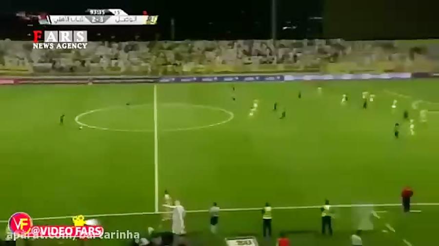 اتفاق عجیب و جنجالی در فوتبال امارات