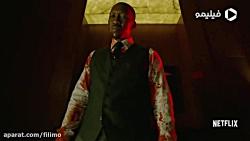 درگیری آرایشگر و رئیس مافیا در سریال لوک کیج