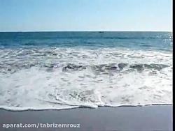 تنها در دریا!