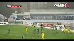 خلاصه بازی اوکراین 1-1 ع...