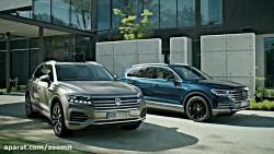 Volkswagen Touareg (2019) Ready to fight BMW X5