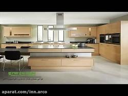 61 ایده طراحی برای آشپزخانه های فوق مدرن