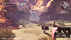God Eater 3 - First Gameplay - Part 2 (PS4 PC)