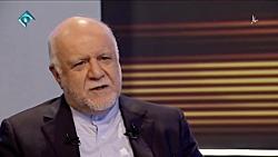 حقوق بیژن زنگنه در پست وزیر نفت