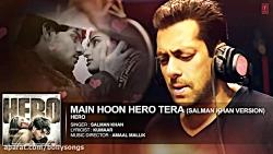 آهنگ هندی Main Hoon Hero Tera با...