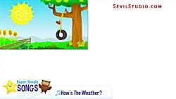آموزش و پرورش کودک-آموزش زبان انگلیسی کودک-هوا چطوره