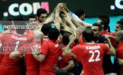 به امید خدا مسایقه امشب رو که با لهستان هستش رو 3-0 میبریم و 16 امتیازی میشیم