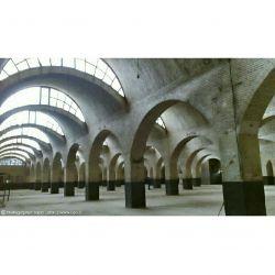 کارخانه ریسندگی نساجان سعادت شهر یزد | ✅ در وبسایت معماری معاصر ایران منتشر شد. | www.caoi.ir |