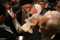 خانوادههای شهدای هفتم تیر و جمعی از خانوادههای دارای چند شهید استان تهران با رهبر معظم انقلاب اسلامی دیدار کردند.
