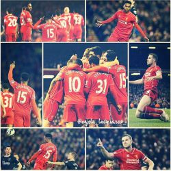 @liverpoolfc the team... #redordead #ynwa Another big game at the weekend