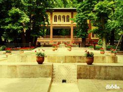 باغ ایرانی- تهران- ده ونک