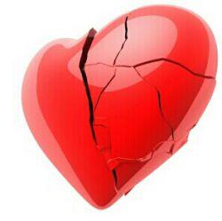 نیمه قلب شکسته من دیگر دوست داشتن بلد نیست چون ازم گرفتیش ....اون نیمه سالم هم که میبینی به خاطر وجود خودم است که عاشقشم......