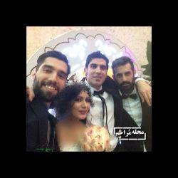 عروسی شهرام