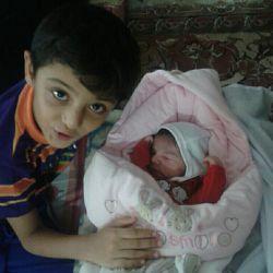 سلام بر دوستان عزیزم امروز نی نی من دداش آقا مهرزاد به دنیا آمد ..امیدوارم همه شما هم به آرزوی قشنگتان برسید