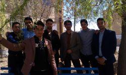 دانشگاه فرهنگیان اراک - عکس یادگاری دانشجویان کلاس فناوری اطلاعات با استاد بیات