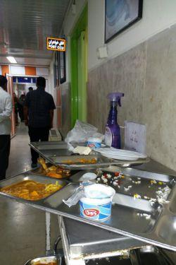 بی بهداشتی در بیمارستان بندر ترکمن