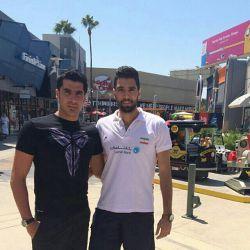سید محمد موسوی و شهرام محمودی
