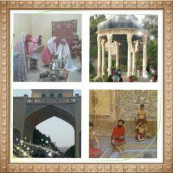 #شیراز در هفته ی دوم تیر ...