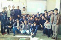 سر کلاس عربی با معلم جیگرم!!