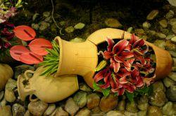 سلام دوستای گلم.این گل تقدیم همه شما عزیزان.هر چند خودتون گل هستید.اما انشاالله عمرتون مثل گل نباشه.