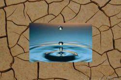 لطفا آب را هدر ندهید