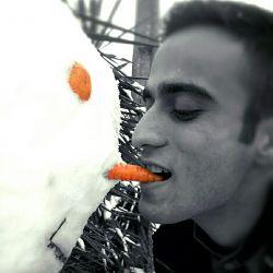 اینم یه عکس همینجوری از زمستان گذشته. photo by:Naseralone @iran