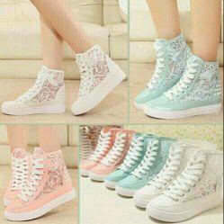 هرکی از این کفش می خواد بر ولیعصر ♡♡♡