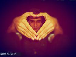 اینم یه قلب خوشگل واسه شما دوستای گل لنزوریم @iran