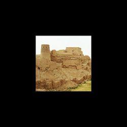 نارین قلعه باشکوه ترین اثر تاریخی بجا مانده از دوره اشکانیان (میبد یزد)