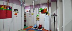 اتاق ویژه نگهداری نوزادان و خردسالان