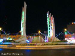 شبهای زنجان