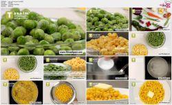 آموزش پخت سبزیجات فریز شده . لینک نمایش آموزش #پخت #سبزیجات #فریز شده : http://www.filmashpazi.com/index.php/home/player/7/62