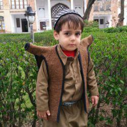 پسر عمومه اسمش سوران هستش4سالشه