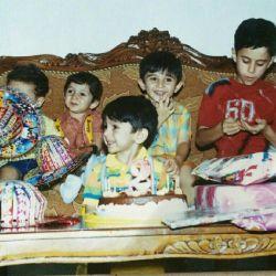 تولد دوسالگی من;-)