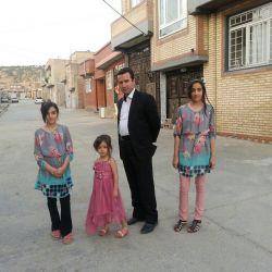من و دخترای گلم روز عید... عید همه دوستای گلمم تو لنزور مبارک