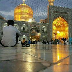 سلام دوستای گلم.تاچند ساعت دیگه میرسم مشهدالرضا.نایب الزیاره شمام دوستای عزیزم
