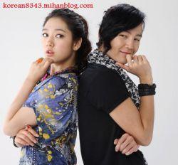جانگ سوک و پارک شین هه !!!!! باهم اذدواج کردن !!!!!!!!