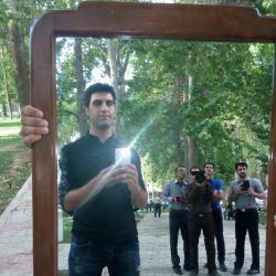 ای بابا یه بار خواستیم تو آینه از خودمون عکس یگیریم هاااا....اگه گذاشتن