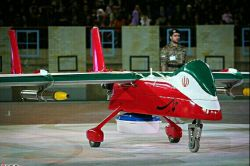 این پهپاد آخرین نمونه از هواپیماهای بدون سرنشین ساخت ایران است که مداومت پروازی بالا و ارتفاع، این هواپیما را از دیگر پهپادهای کشور متفاوت کرده است.