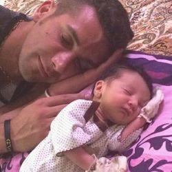 ارمین  و پسرش کارن  جون