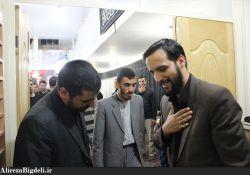 حاج جلیل محمدی حاج علیرضا بیگدلی