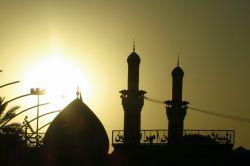 طلوع آفتاب به افق ماه بنی هاشم علیه السلام(94/4/25)