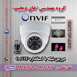 ONVIF ( Open Network Video Interface Forum ) انجمن ارتباط باز ویدئویی شبکه این انجمن با هدف ایجاد یک استاندارد جهان مشمول برای ارتباط دوربین های شبکه بدون توجه به تولید کنندگان آن ساخته شده است. انجمن ONVIF به طور کلی سه هدف را دنبال می کند: ✔ استاندارد سازی ارتباط بین تجهیزات حفاظتی شبکه ✔ امکان استفاده از دوربین ها در شبکه بدون توجه به مارک یا برند ✔ امکان دسترسی تمامی شرکت ها و تولید کنندگان به تکنولوژی ارتباطی ONVIF
