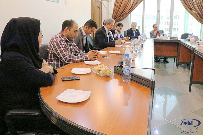 تمدید گواهینامه های سیستم مدیریت زیست محیطی، ایمنی و بهداشت حرفهای. www.iranol.ir