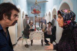 ستاره اسکندری و مهدی فخیمزاده در نمایی از سریال «دندون طلا»