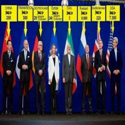 همه کشورهای ۵+۱ بمب اتمی دارند