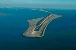ایماسوکو چیست؟؟ پلی که به زیر آب ادامه مسیر می دهد.اتصال سوعد و دانمارک.