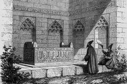 مقبره سعدی، ساخت کریمخان در عصر محمدشاه قاجار