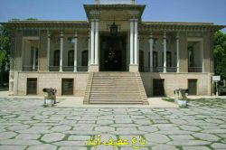 عمارت باغ گلشن (عفیف آباد)شیراز