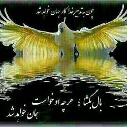 خدایا تنها نزار دلی رو که تو تنها خداشی .......